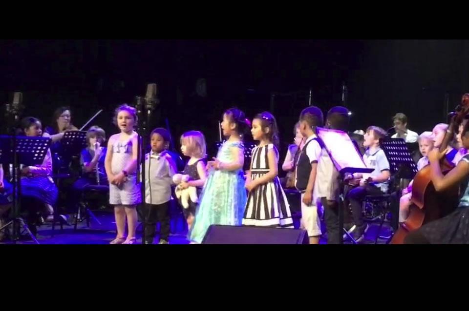 Concert-Eleves